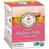 Traditional Medicinals Organic Mother's Milk Women's Tea, 32 Tea Bags (Pack of 3)