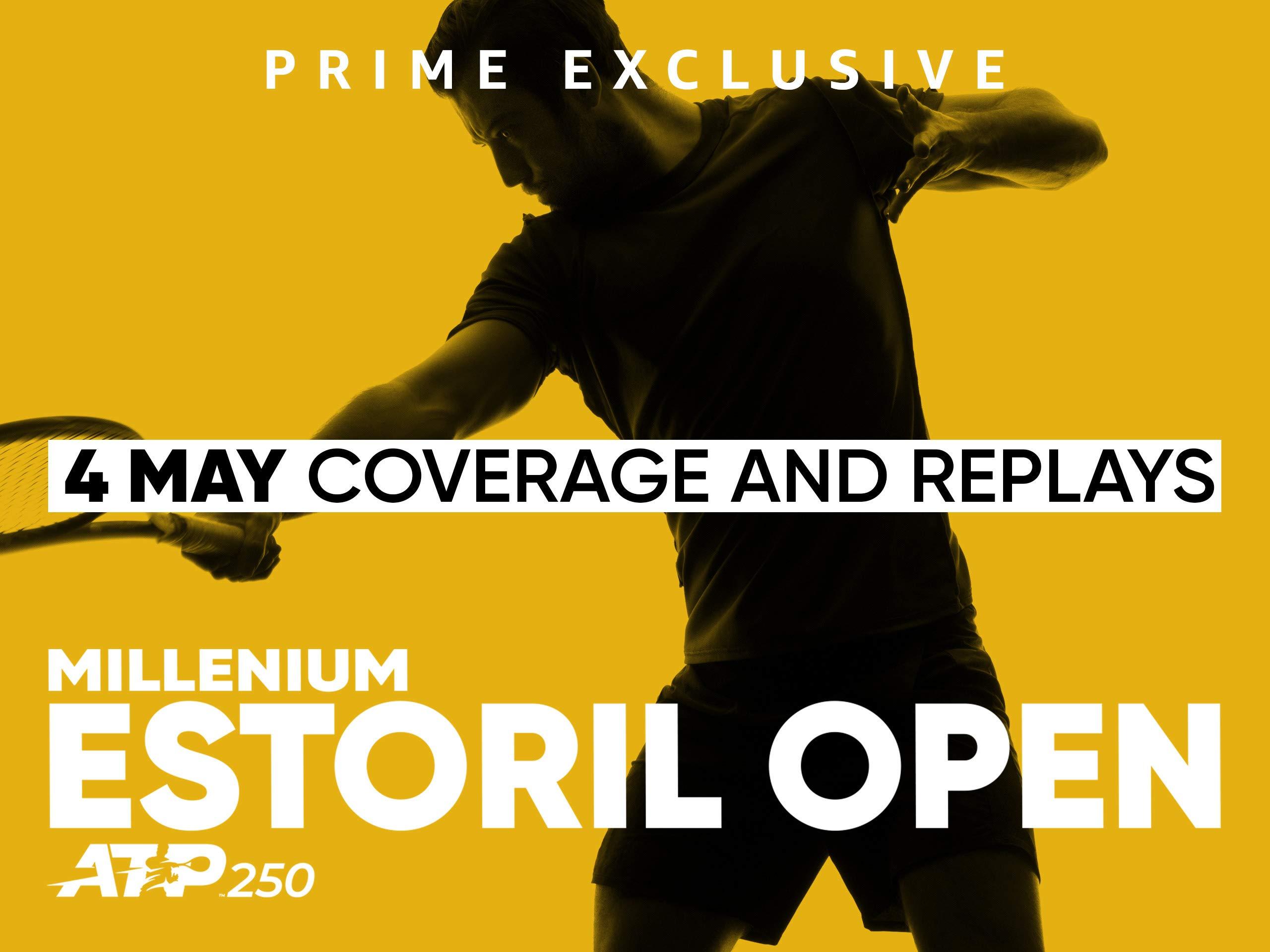 2019 Millennium Estoril Open, ATP 250 - Day 6