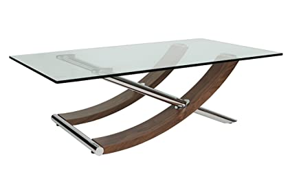 Whiteline Modern Living Imports Robin Coffee Table, Standard