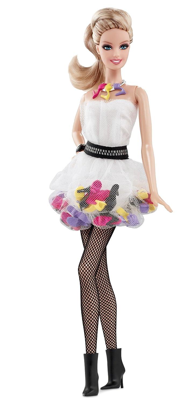 Mattel Barbie W3378 – Collector Shoe Obsession Barbie , Sammlerpuppe kaufen