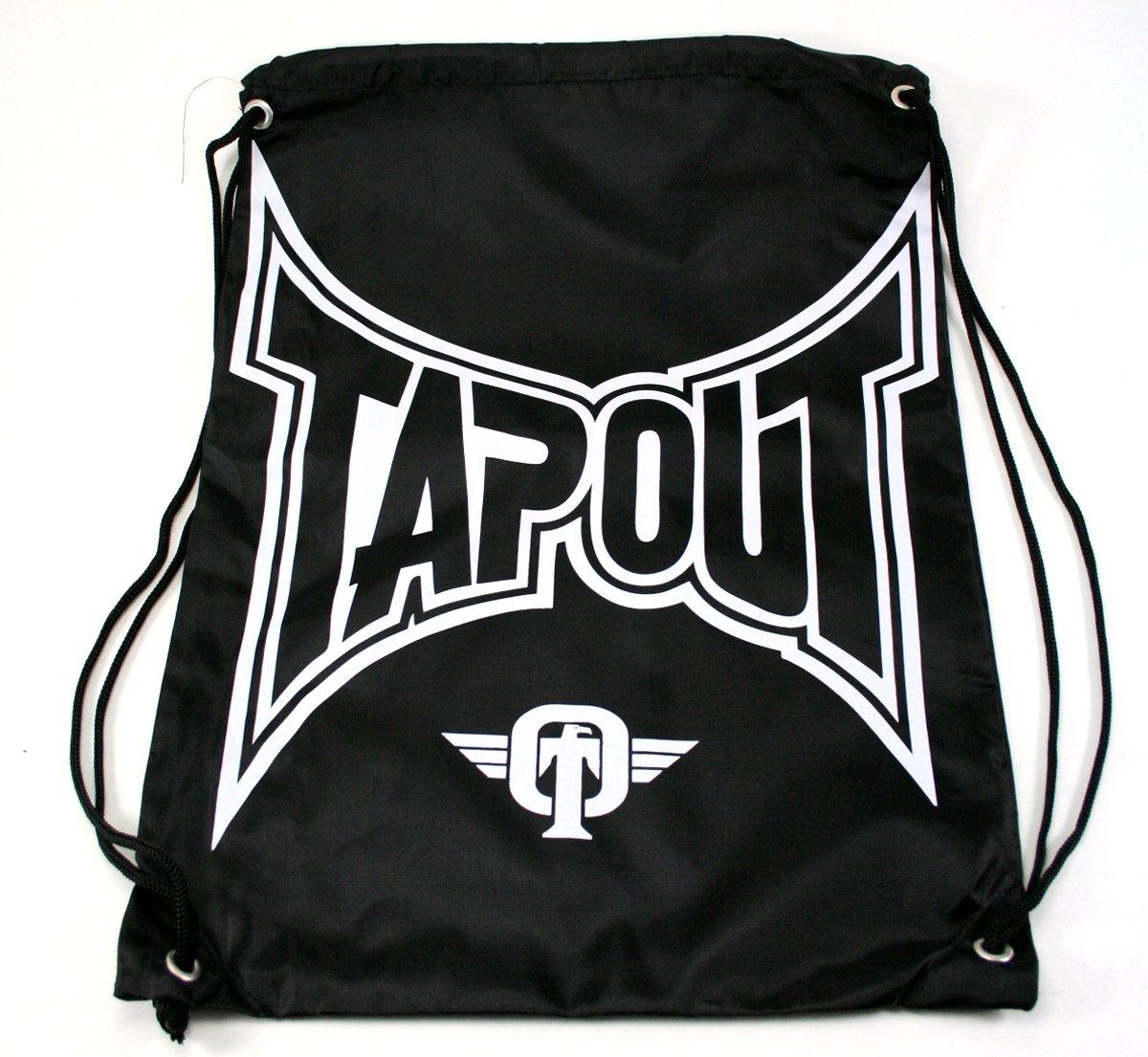 Tapout Equipment Bag Tapout Logo Cinch Bag