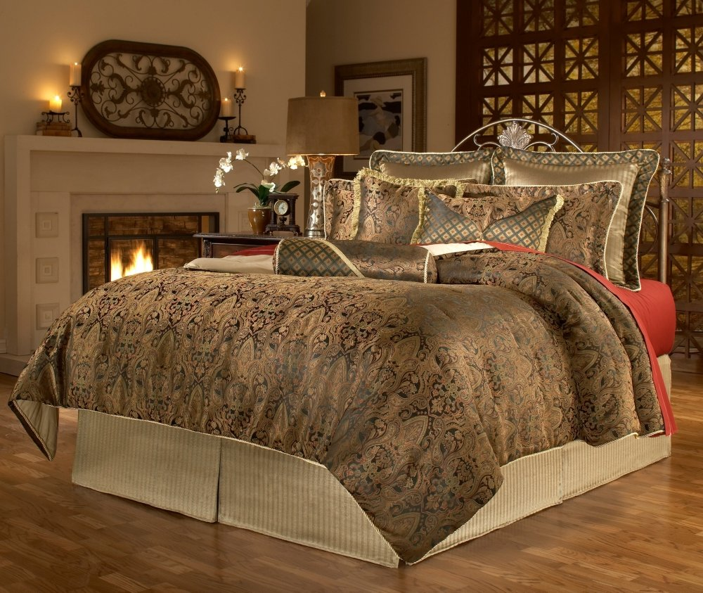 Elegant Victorian Bedding You Deserve Luxury