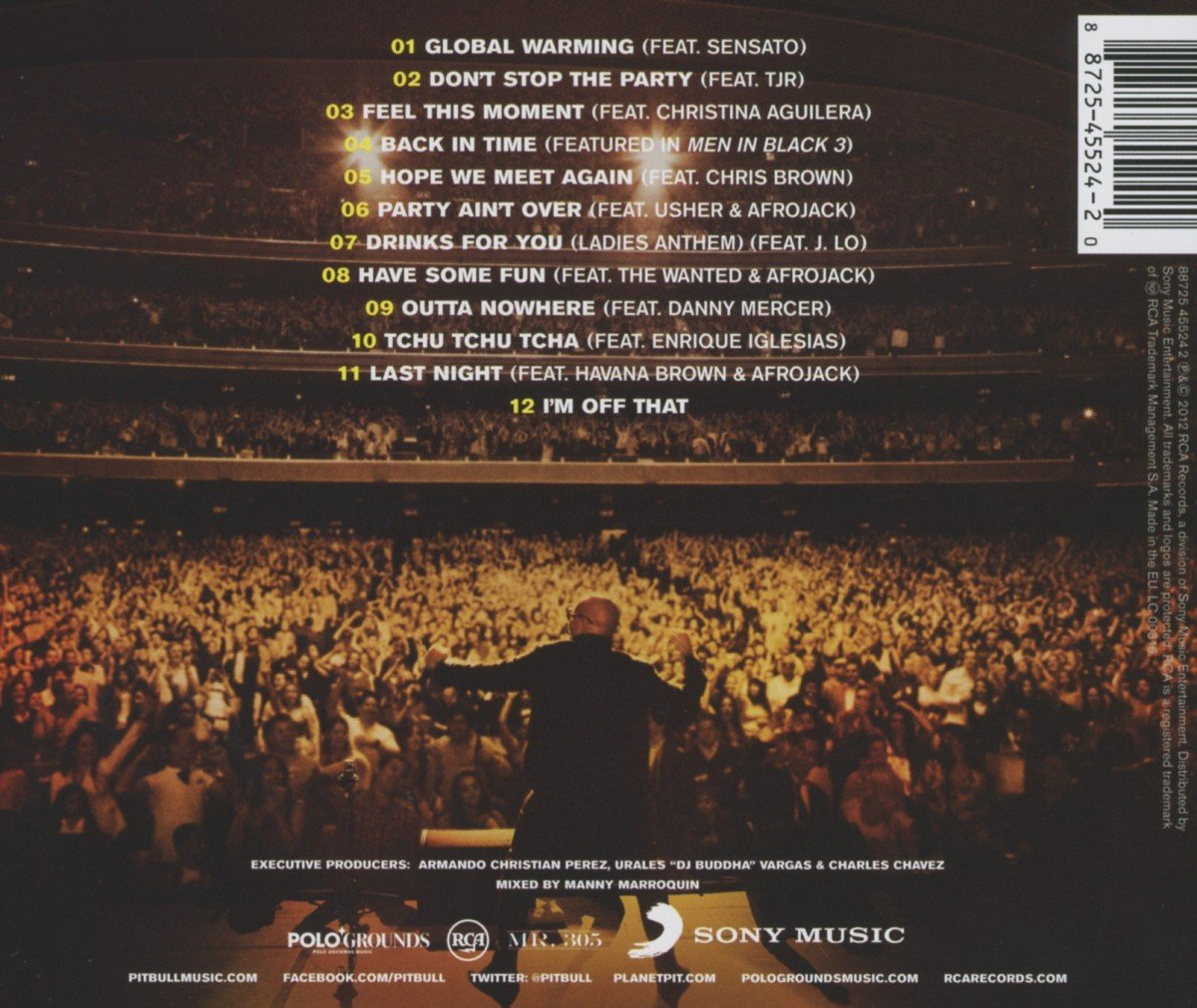 Pitbull Album Globalization Pitbull Global