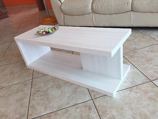 VE.CA-ITALY - Moderna mesa de café en madera, color wengué
