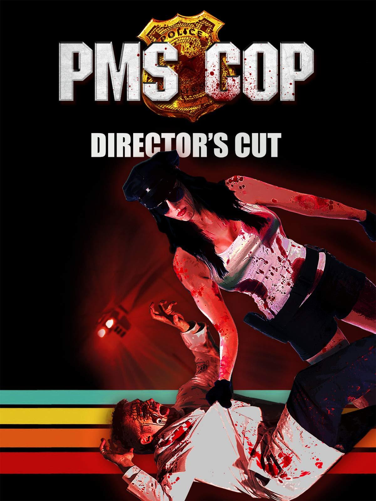 PMS Cop Director's Cut on Amazon Prime Video UK