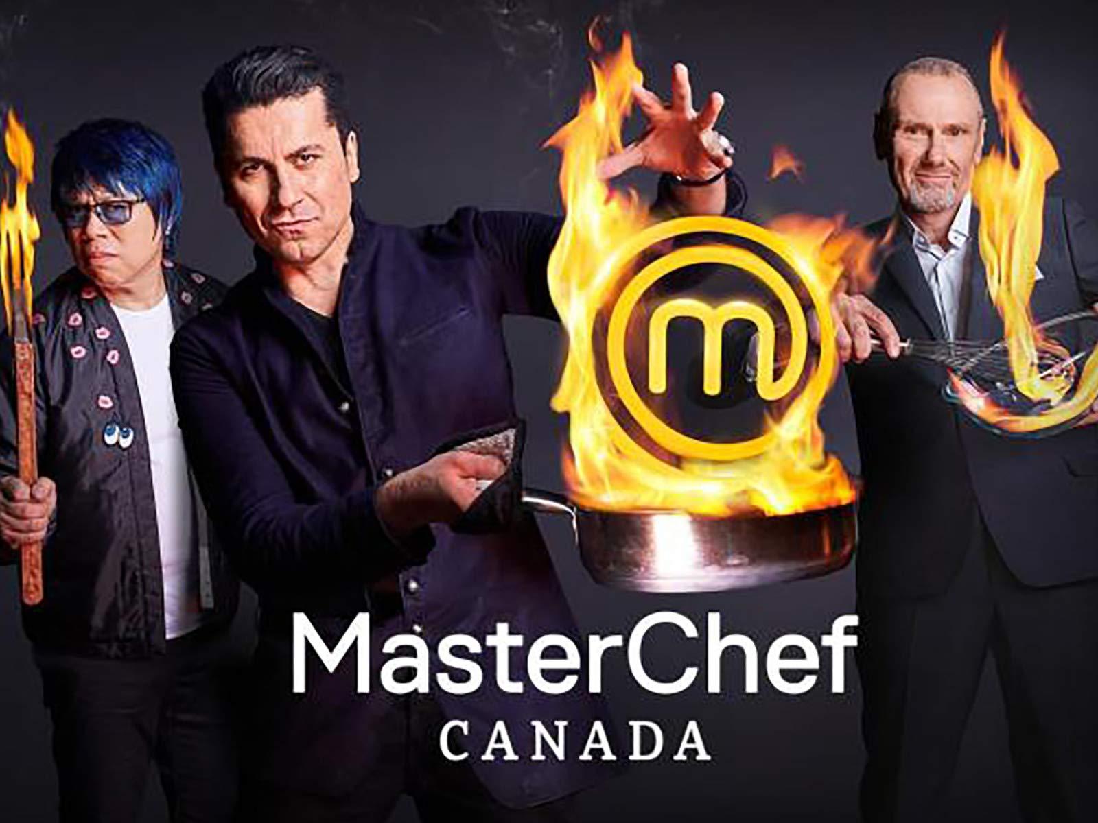 Masterchef Canada on Amazon Prime Video UK