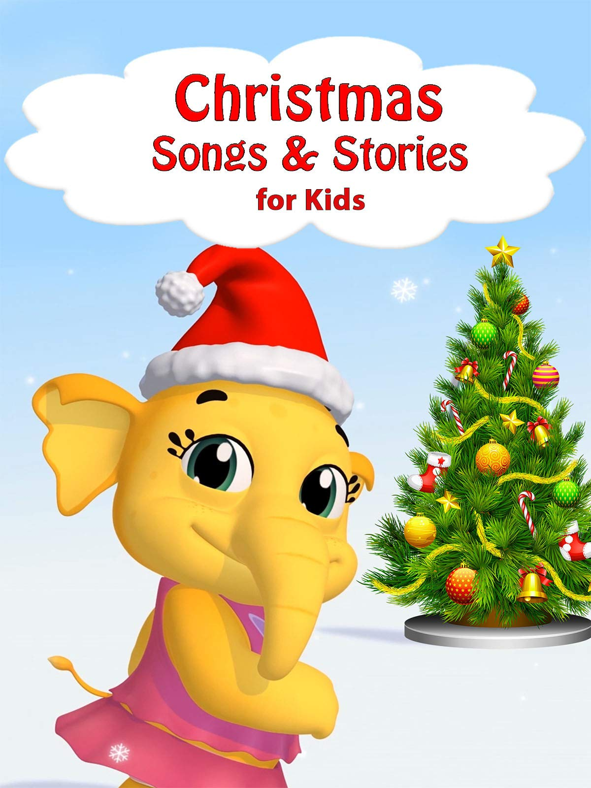 Christmas Songs & Stories for Kids on Amazon Prime Video UK