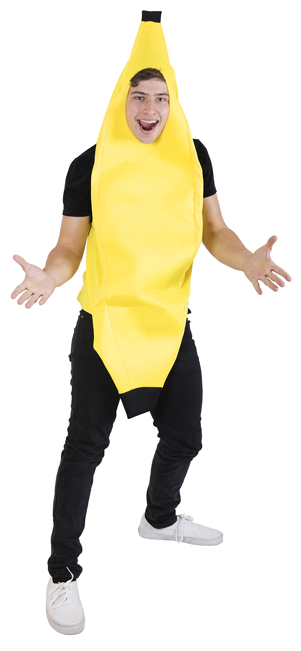 Halloween Banana Costume