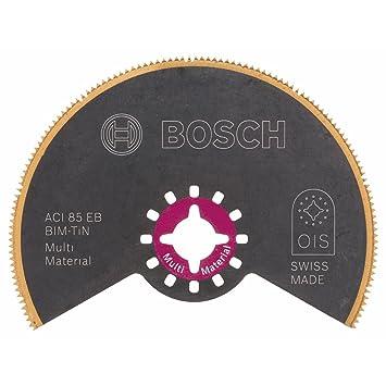 Bosch 2608661758 Lame pour scie segment ACI 85 EB: Huge