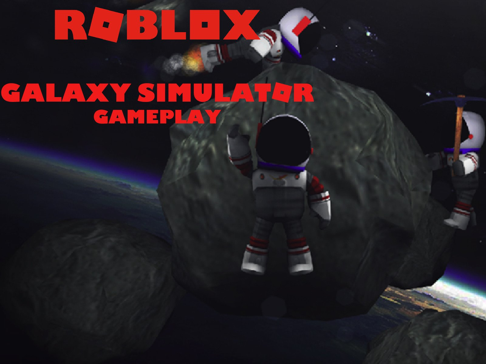 Clip: Roblox Galaxy Simulator Gameplay