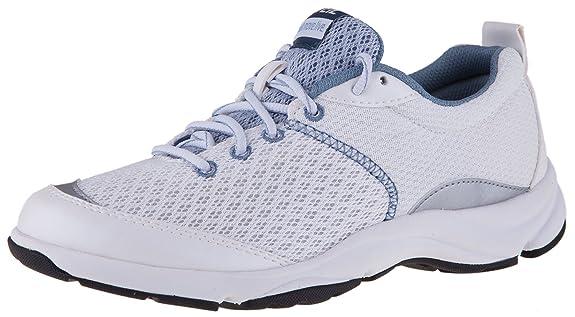 Orthaheel Women's White/Blue Dr. Weil Integrative Footwear Rhythm 8 B(M) US
