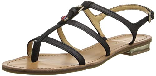 New Arrival Tommy Hilfiger WoHenna Dress Sandal For Women Clearance Multi Color Options