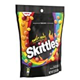Skittles Sweet Heat Bite Size Candy 7.2 oz Bag (Tamaño: brown paper package 368g/13oz/0.8lb)