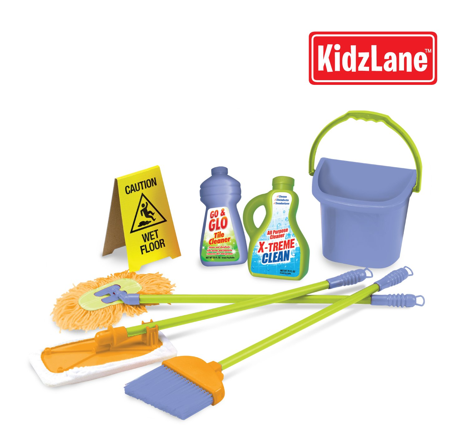 Kidzlane Kid Sized Cleaning Set Review I M No Domestic