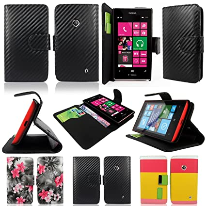 Nokia Lumia 521 Flip Case Case For Nokia Lumia 521