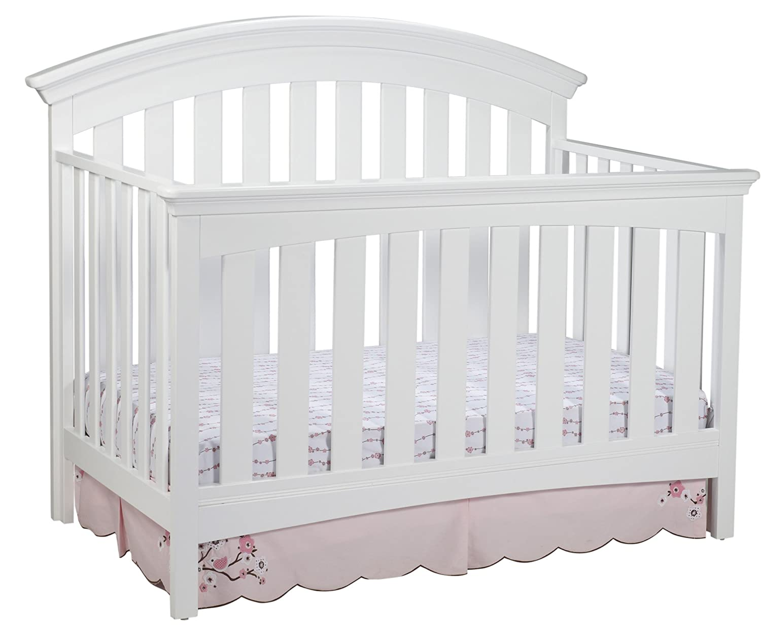 Delta Childrens Products Bentley 4 in 1 Crib