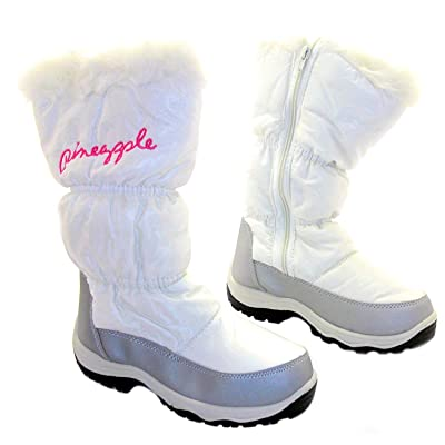 Pineapple Dance Studios Snow Boots