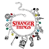 BlingSoul The Eleven Stranger Things Bracelet For Girls Women - 011, Bob, Dustin, Chief Hopper Costume Merchandise Erica, Lucas, Barb Gifts