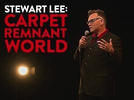 Stewart Lee Carpet Remnant World