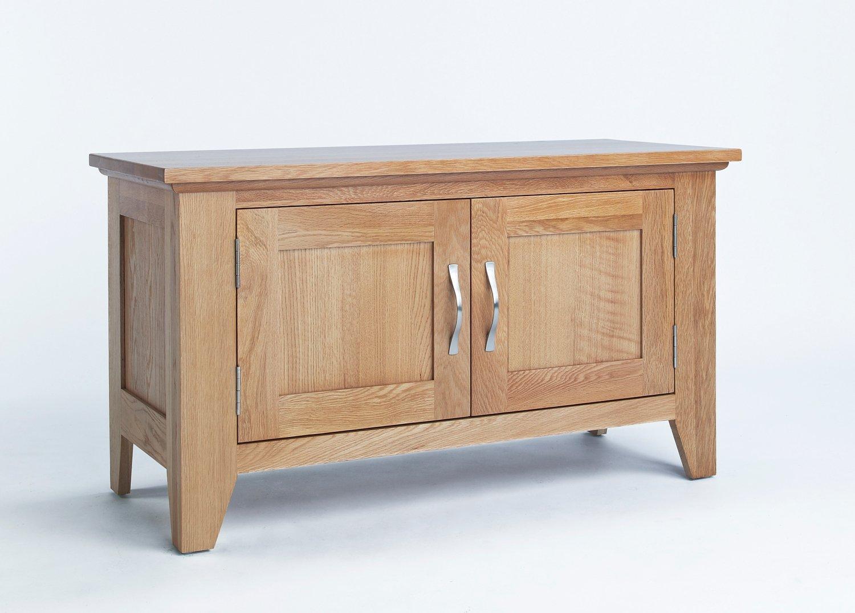 Nottingham Möbel Anrichte, Eiche mit 2 Türen günstig online kaufen