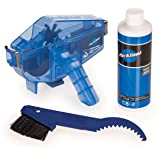 Park Tool CG-2.3 Chain Gang Chain Cleaning System Blue, One Size (Color: Blue, Tamaño: One Size)