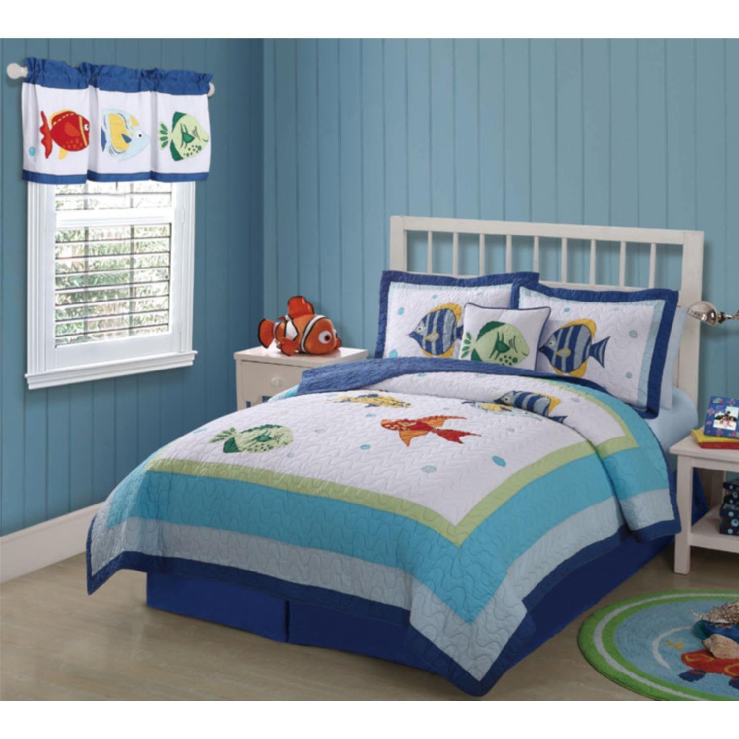 Pem America Bedding Reeves Sunset Stripe pc. Comforter Sets Queen $ B See more like this.