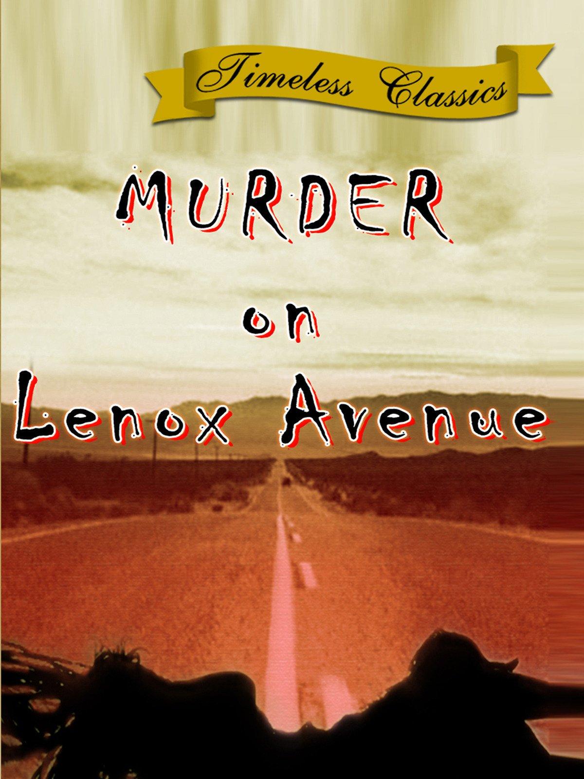 Murder on Lenox Avenue (1941) on Amazon Prime Video UK