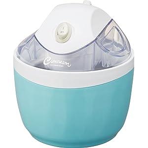 ドウシシャ 電動アイスクリームメーカー DIC-16BL