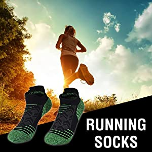 FASTBON Short Compression Socks 10-20mmHg Men & Women - Best Athletic & Medical Running, Flight, Travel, Blood Circulation & Recovery (1,2, 3, 6 Pair) US 5-8 (Color: WBBRNY, Tamaño: S-M)
