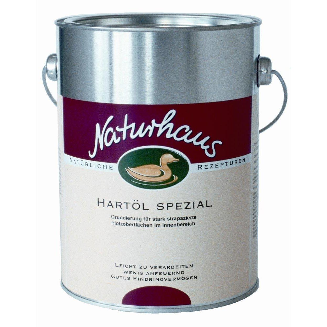 Naturhaus Hartöl Spezial 2,5 L  BaumarktKundenbewertung und Beschreibung