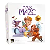Dude Games Magic Maze Board Game (Color: Multi-colored)