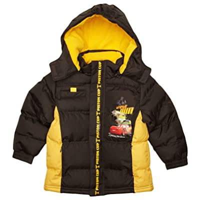 Disney Cars Boy's Jacket