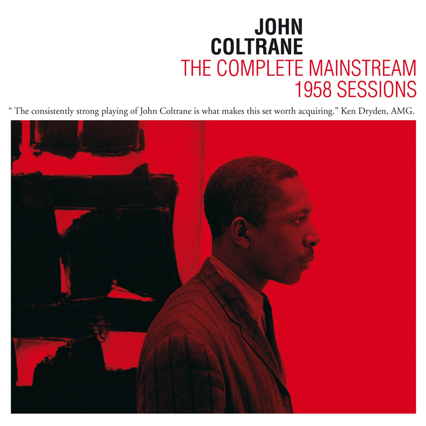 John Coltrane - Complete Mainstream 1958 Sessions cover