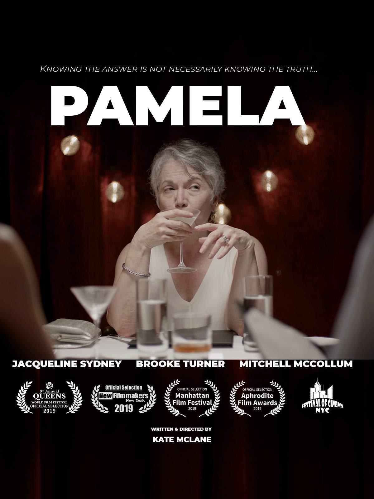 Pamela on Amazon Prime Video UK