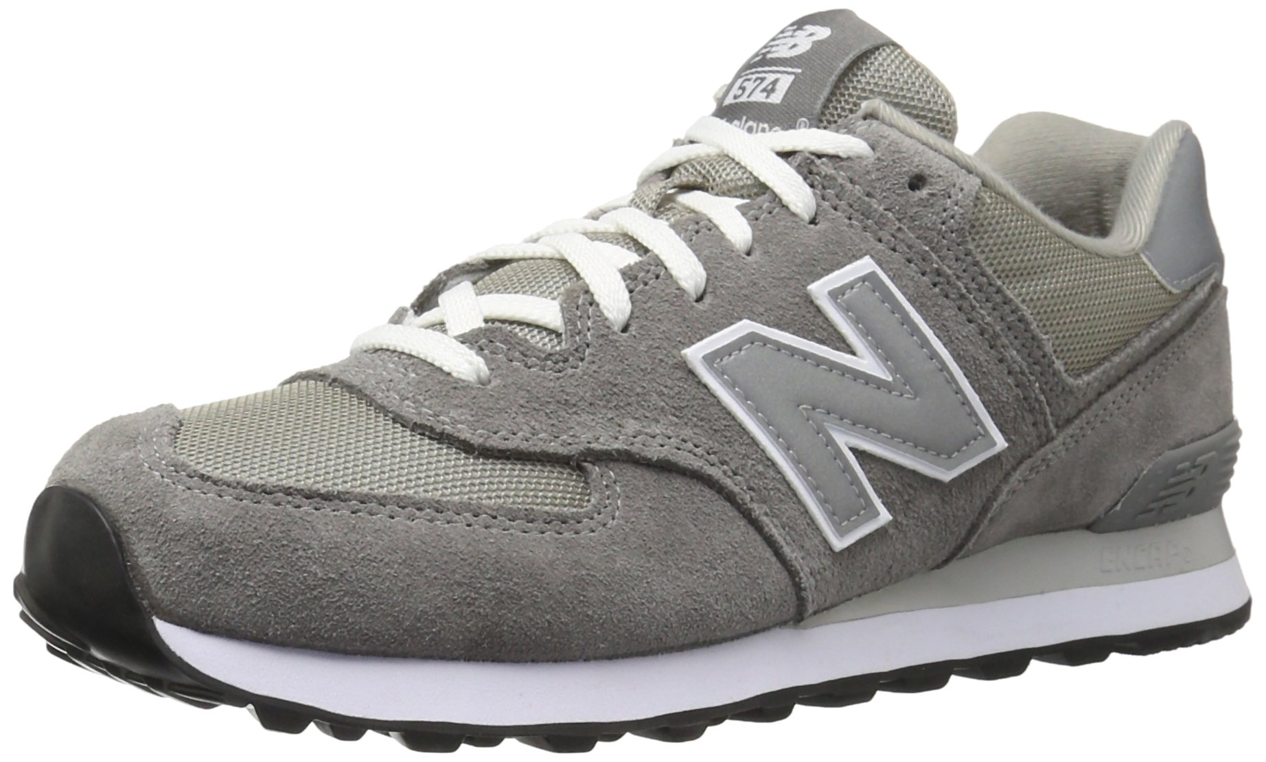 574 classic new balance Silver
