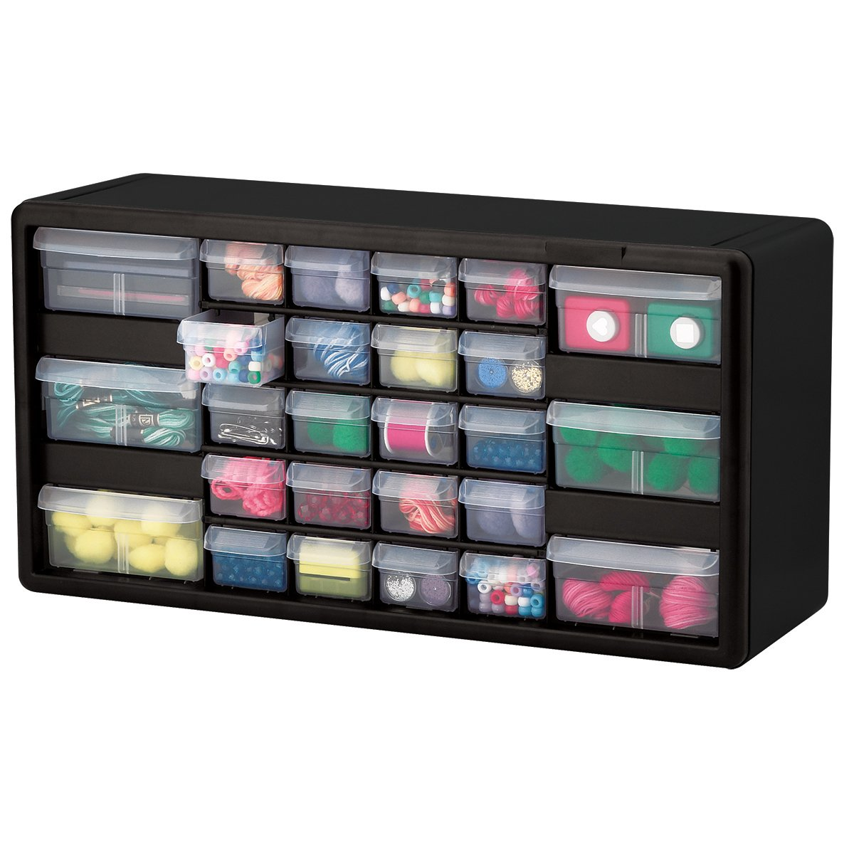 Craft Cabinet Images About Craft Storage On Craft Storage: Akro-Mils 10126 26 Drawer Plastic Parts Storage Hardware