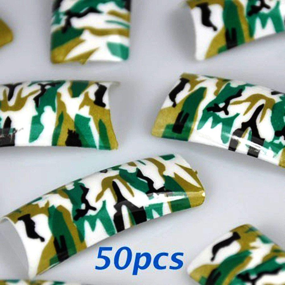 Sparkling DUCK Nail Tips Glitter Colors Wide False Nail Tips Acrylic Nail