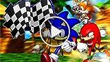 CGRundertow SONIC R for Sega Saturn Video Game Review