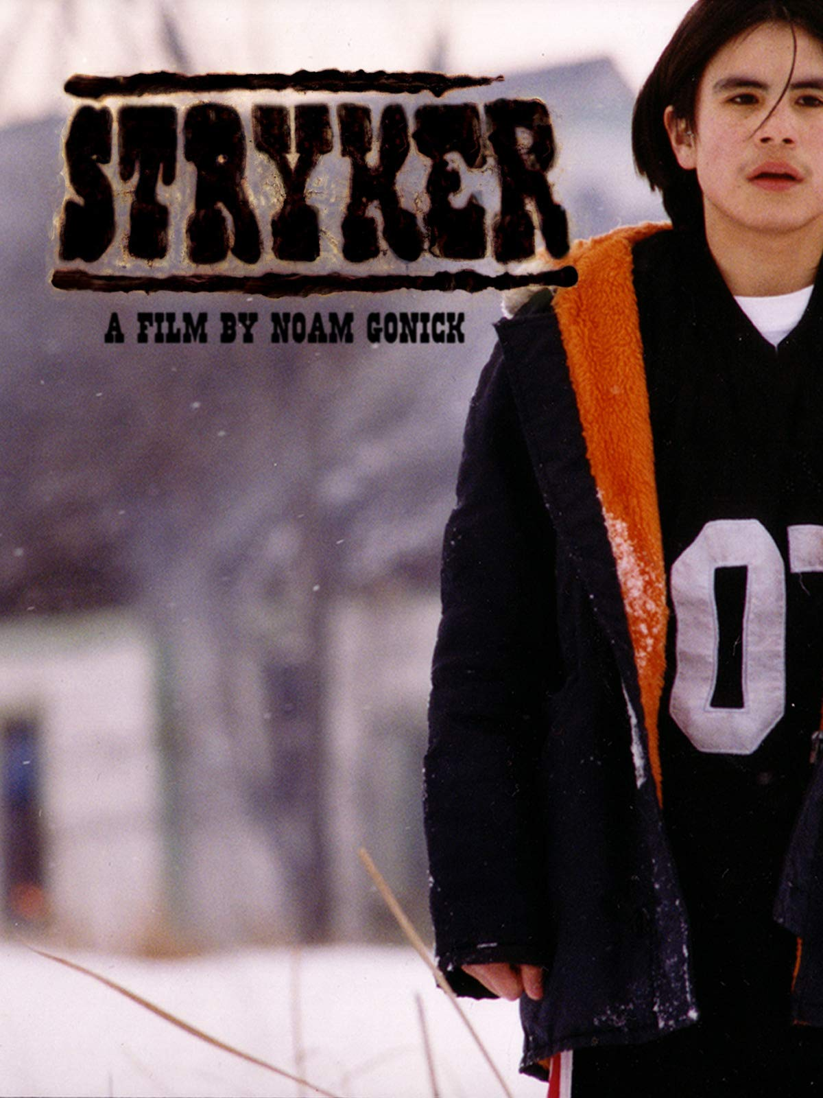 Stryker on Amazon Prime Video UK