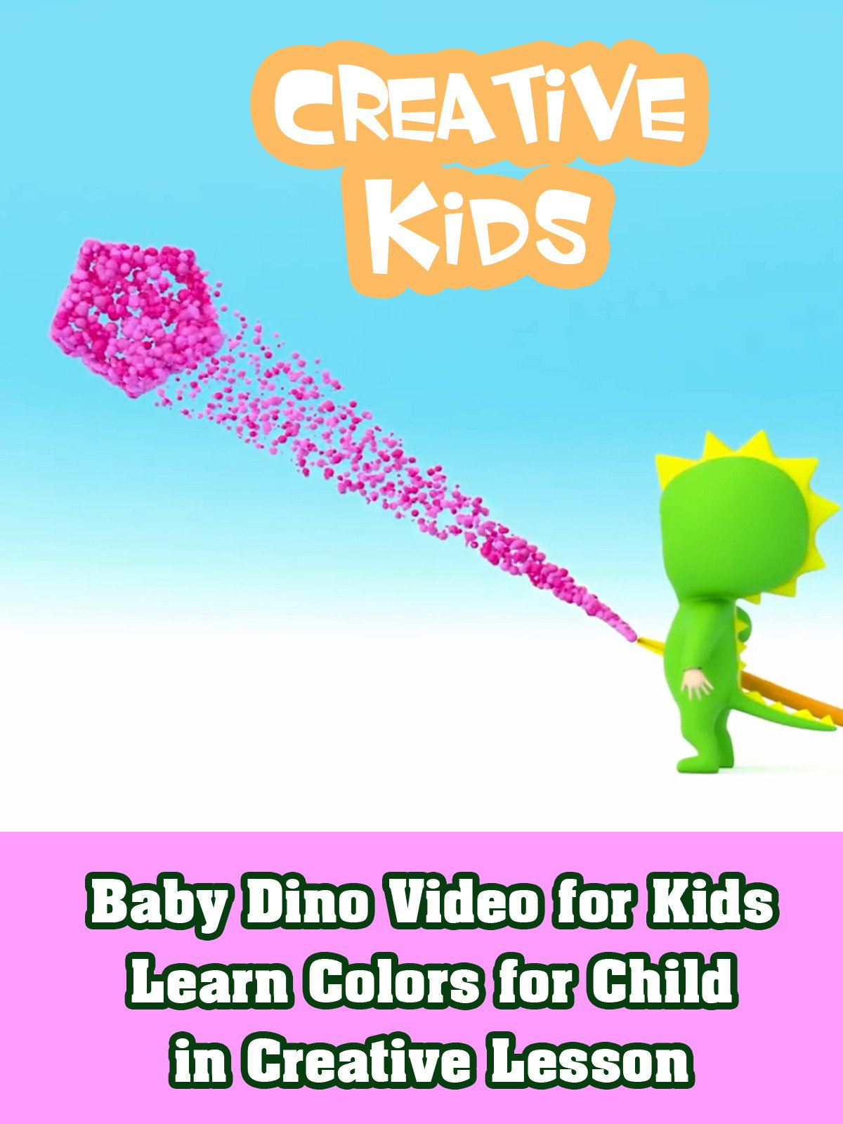 Baby Dino Video for Kids