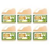 Fruit Of The Earth Aloe Vera, 128 Fluid Ounce (Pack of 6)