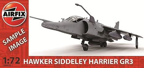 Airfix - AI04055 - Maquette - Hawker Harrier GR3 - Nouveau Moule