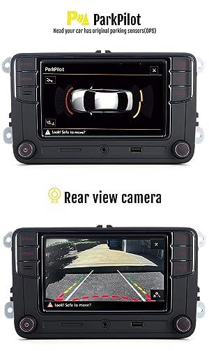 Winison Carplay MIB Car Radio RCD330 Plus RCD330G Fits for VW Golf 5 6 Jetta CC MK6 MK5 Tiguan Passat B6 B7 6RD 035 187B