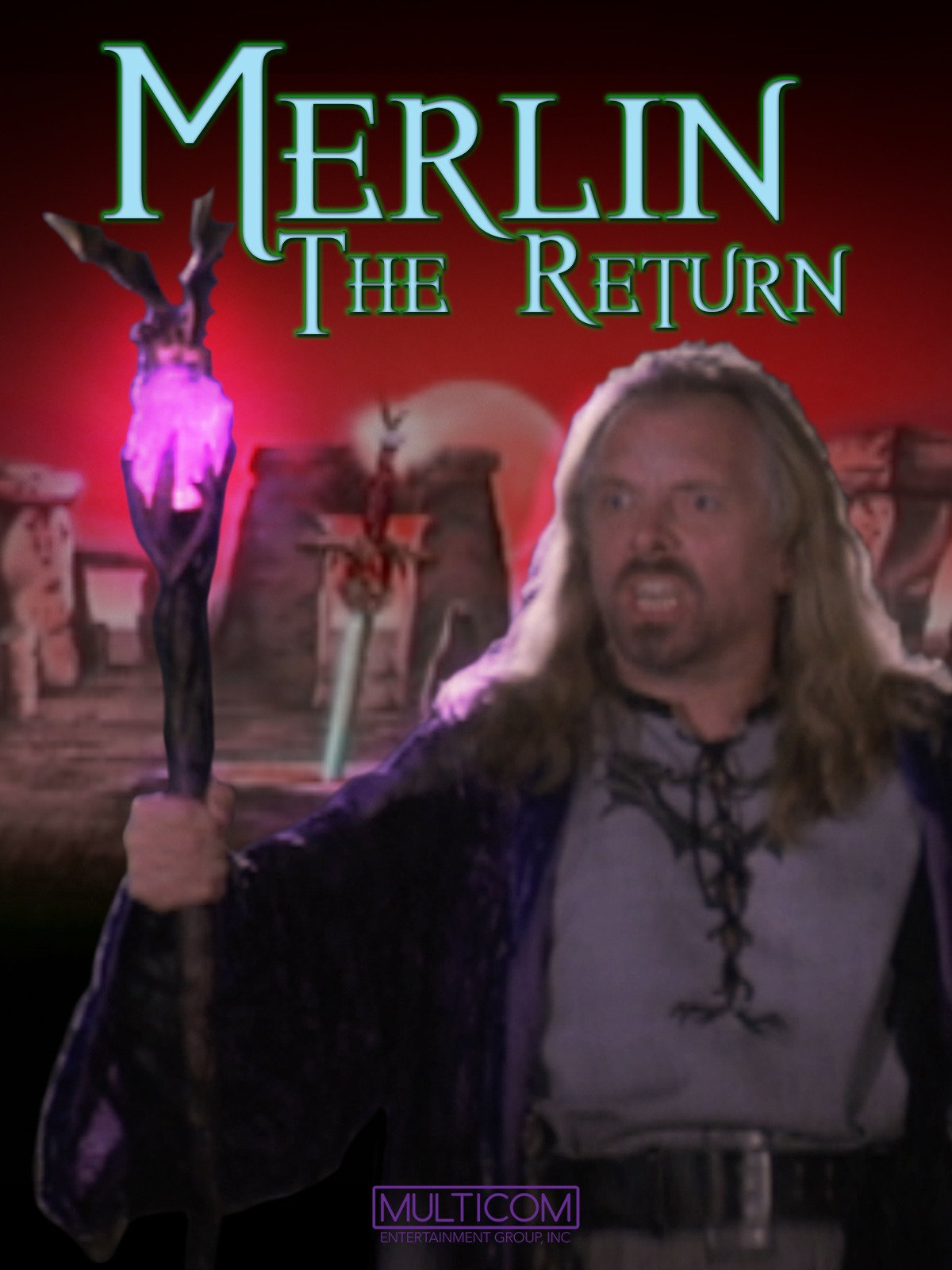 Merlin: The Return on Amazon Prime Instant Video UK