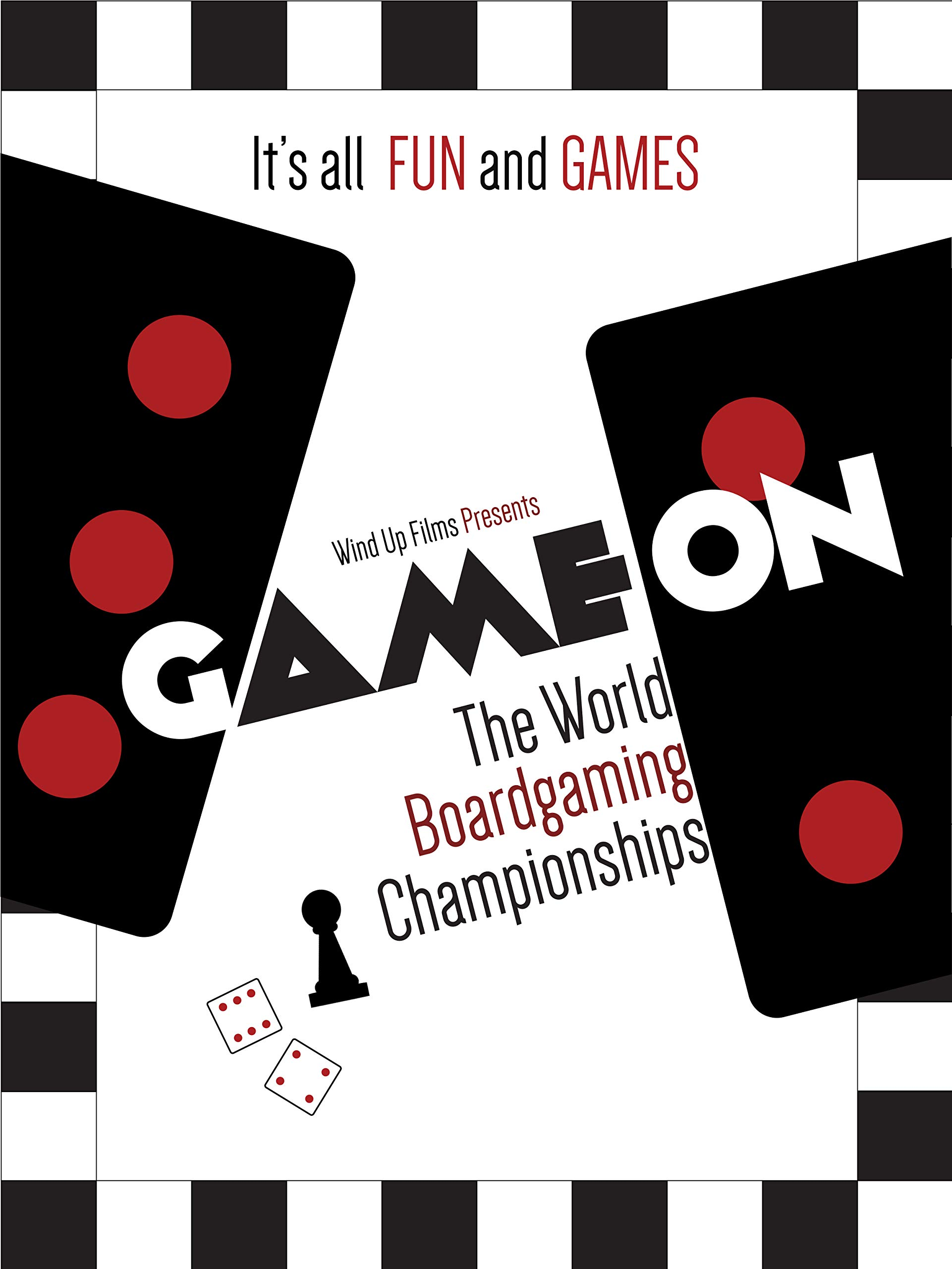 Game On! on Amazon Prime Video UK