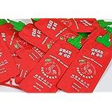 Grab N Go Huy Fong Sriracha Hot Chili Sauce Packets (50 Pack) (Tamaño: 50 Pack)