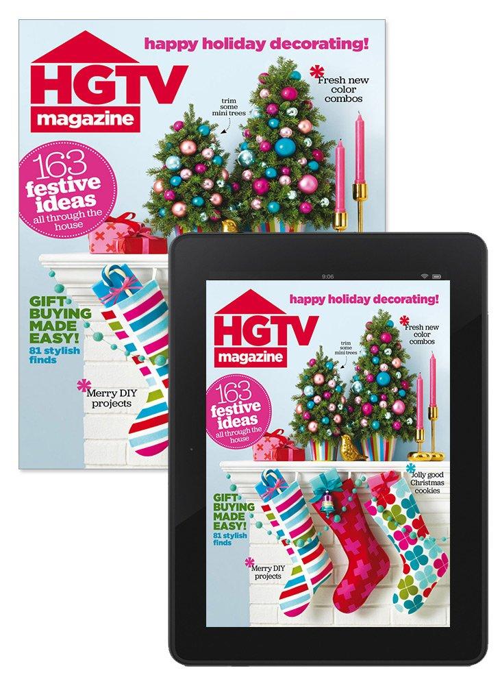 HGTV Magazine All Access: Amazon.com: Magazines