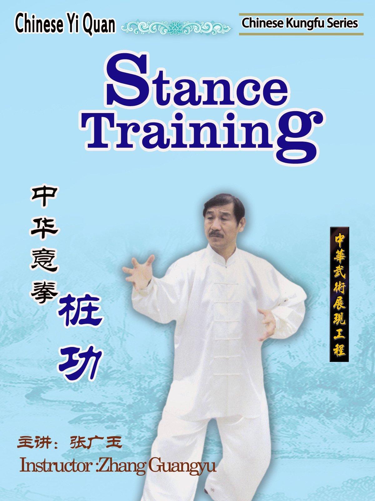 Chinese Yi Quan-Stance Training(Instructor :Zhang Guangyu)