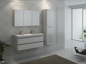 interougehome ensemble de meuble meuble de salle de bain suspendu suspendu en bois. Black Bedroom Furniture Sets. Home Design Ideas
