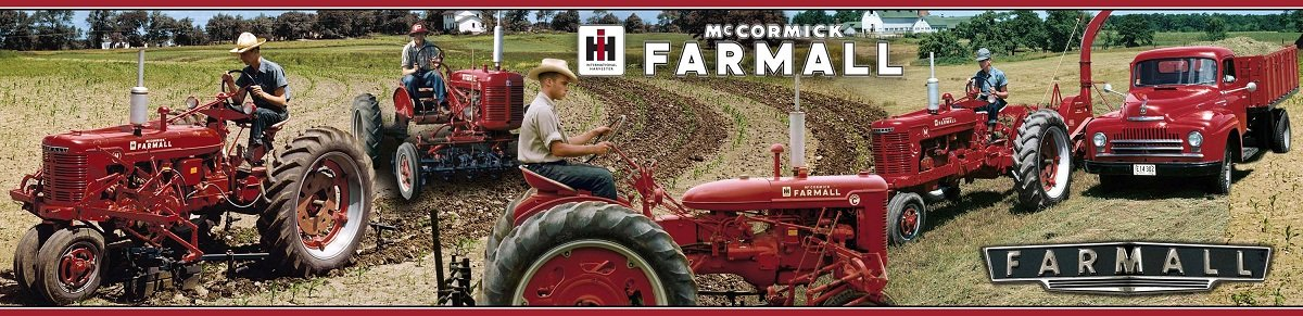 Farmall Wallpaper BorderFarmall Logo Wallpaper